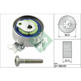 Tensioner Pulley, timing belt Article № 531 0518 30 £ 140,00