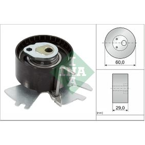 Tensioner Pulley, timing belt Article № 531 0839 10 £ 140,00