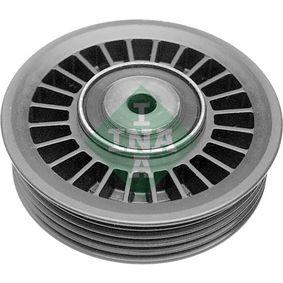Umlenk-/Führungsrolle, Keilrippenriemen VW PASSAT Variant (3B6) 1.9 TDI 130 PS ab 11.2000 INA Umlenk-/Führungsrolle, Keilrippenriemen (532 0155 10) für