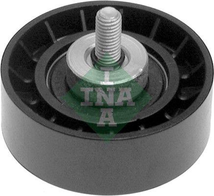 INA  532 0297 10 Polia de desvio / de guia, correia trapezoidal estriada Ø: 65,00mm, Ø: 65,00mm, Ø: 65,00mm