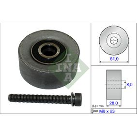 Deflection / Guide Pulley, timing belt Article № 532 0472 10 £ 140,00