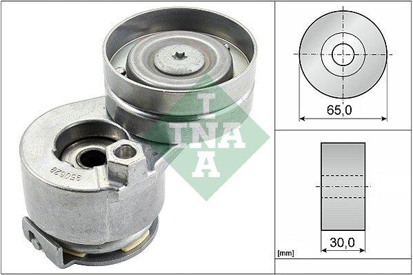 INA  534 0027 10 Spannarm, Keilrippenriemen Breite: 30,0mm, Ø: 65,0mm