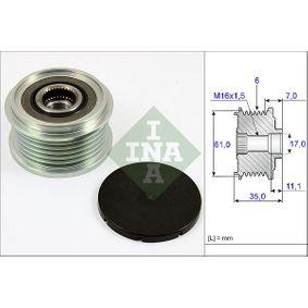 INA  535 0022 10 Generatorfreilauf