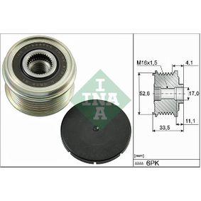 Generatorfreilauf mit OEM-Nummer 996-603-012-02