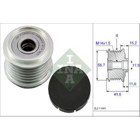 Generatorfreilauf mit OEM-Nummer C2S3710