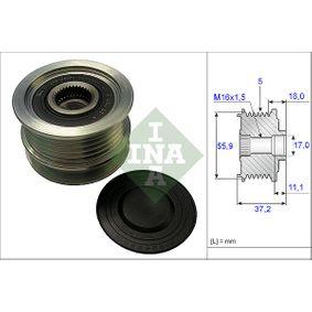 INA  535 0096 10 Generatorfreilauf