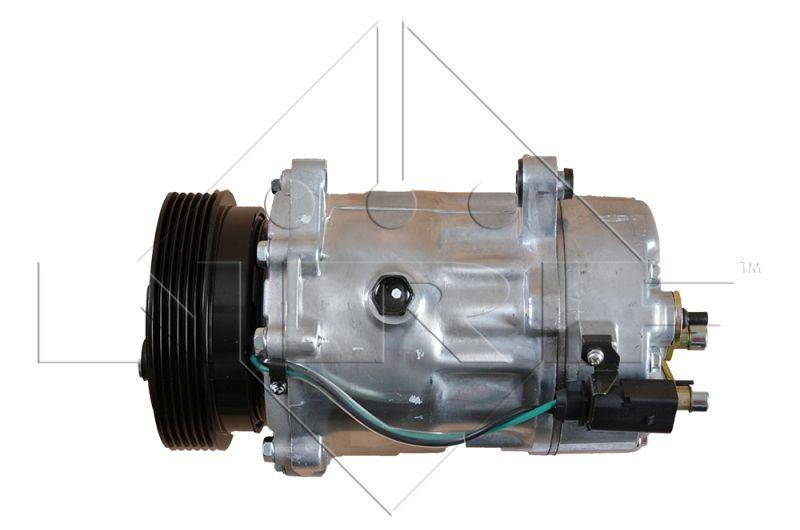 Compresor, aire acondicionado NRF 32064 evaluación