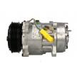 NRF Compresor de aire acondicionado FIAT PAG 46, Frigor.: R 134 a, con aceite de compresor PAG