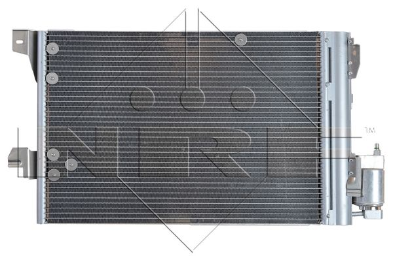 Kondensator Klimaanlage NRF 35301 8718042021939