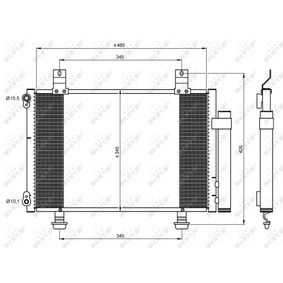 Kondensator, Klimaanlage Art. Nr. 35645 120,00€