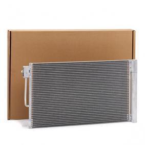 Kondensator, Klimaanlage Kältemittel: R 1234yf, R 134a mit OEM-Nummer 39035152