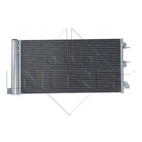 Condenser, air conditioning 35921 PANDA (169) 1.2 MY 2009
