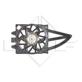 Fan, radiator 47240 PANDA (169) 1.2 MY 2015