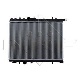 Radiador, refrigeración del motor Número de artículo 50440 120,00€