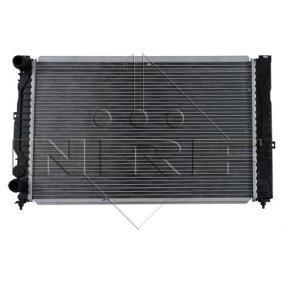 Wasserkühler VW PASSAT Variant (3B6) 1.9 TDI 130 PS ab 11.2000 NRF Kühler, Motorkühlung (509504) für