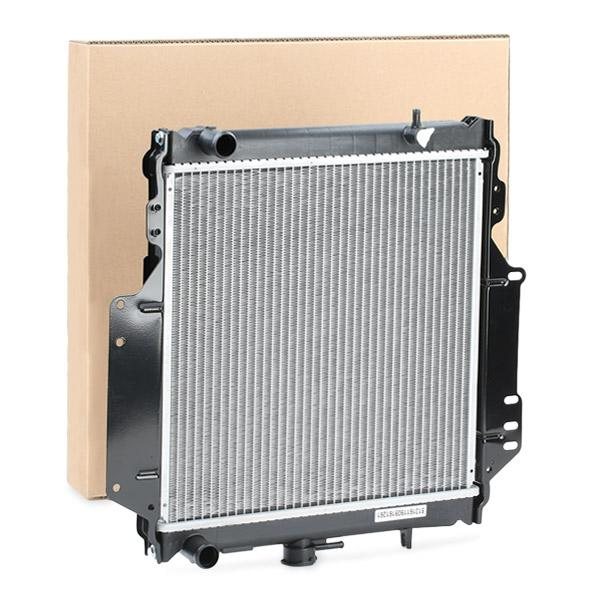 Radiador de Refrigeración 513161 NRF 513161 en calidad original