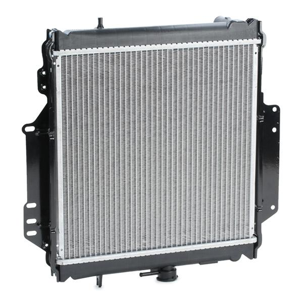 Radiador del motor NRF 513161 conocimiento experto