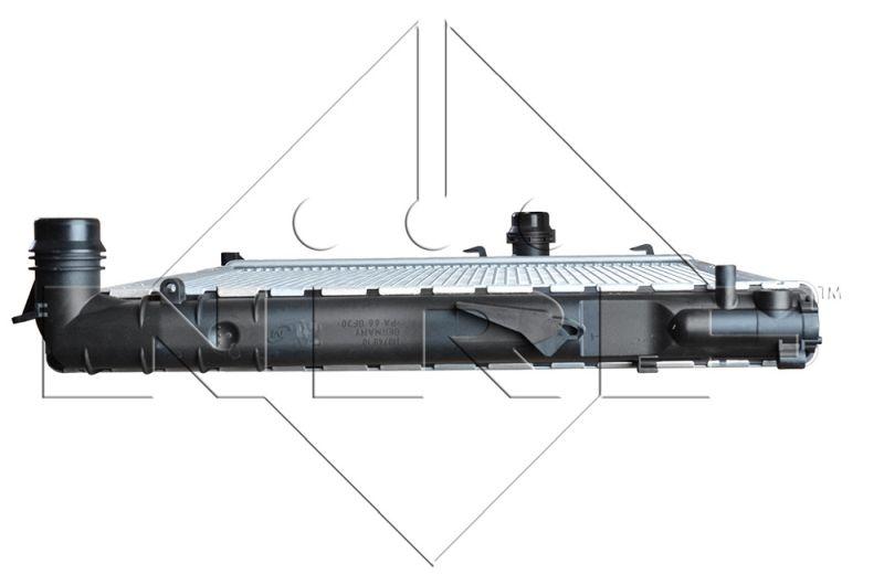 Radiateur moteur NRF 51577 connaissances d'experts