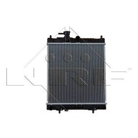 Radiatore raffreddamento motore NISSAN Micra II Hatchback