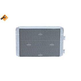 Heat Exchanger, interior heating 53233 PUNTO (188) 1.2 16V 80 MY 2002