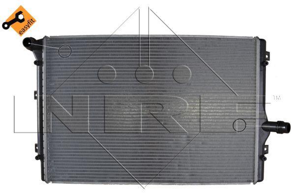Radiador del motor NRF 53425 conocimiento experto