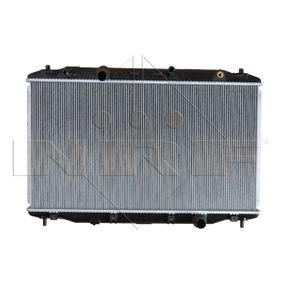 hűtő, motorhűtés Alumínium 53530