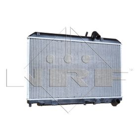 Radiador, refrigeración del motor Nº de artículo 53685 120,00€