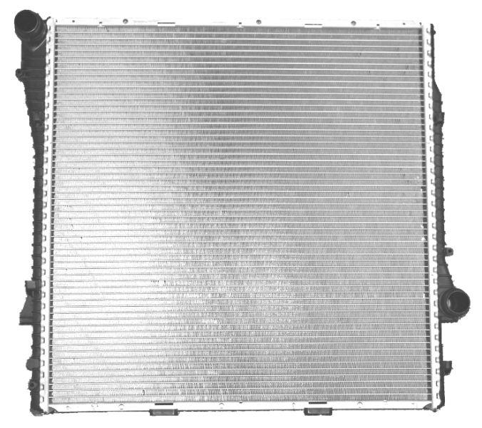 /> 06 3.0 Essence E53 M54B30 306S3 Radiateur droit inférieur pour BMW X5 E53 00