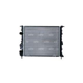 Kühler, Motorkühlung 58023 CLIO 2 (BB0/1/2, CB0/1/2) 1.5 dCi Bj 2016