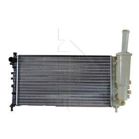 Radiator, engine cooling 58171 PUNTO (188) 1.2 16V 80 MY 2000