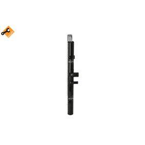 Radiator, engine cooling 58273 PUNTO (188) 1.2 16V 80 MY 2004