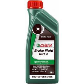 CASTROL  21807 Bremsflüssigkeit DOT 4