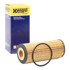 Ölfilter Ø: 57,0mm, Innendurchmesser 2: 24,5mm, Innendurchmesser 2: 21,0mm, Höhe: 136,0mm mit OEM-Nummer A2781840125