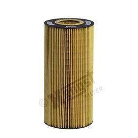 Ölfilter Ø: 121,0mm, Innendurchmesser 2: 57,0mm, Innendurchmesser 2: 44,5mm, Höhe: 263,5mm mit OEM-Nummer 000142064.0