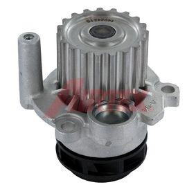 AIRTEX Wasserpumpe 1670 für AUDI A3 (8P1) 1.9 TDI ab Baujahr 05.2003, 105 PS