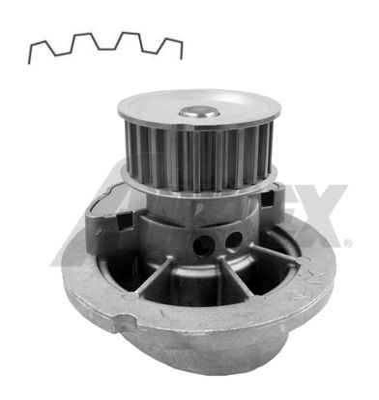Wasserpumpe 1676 AIRTEX 1676 in Original Qualität