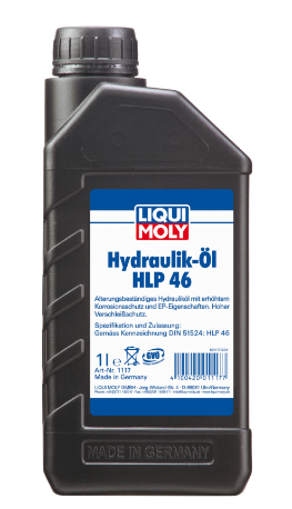 Hydrauliköl 1117 LIQUI MOLY HLP46 in Original Qualität