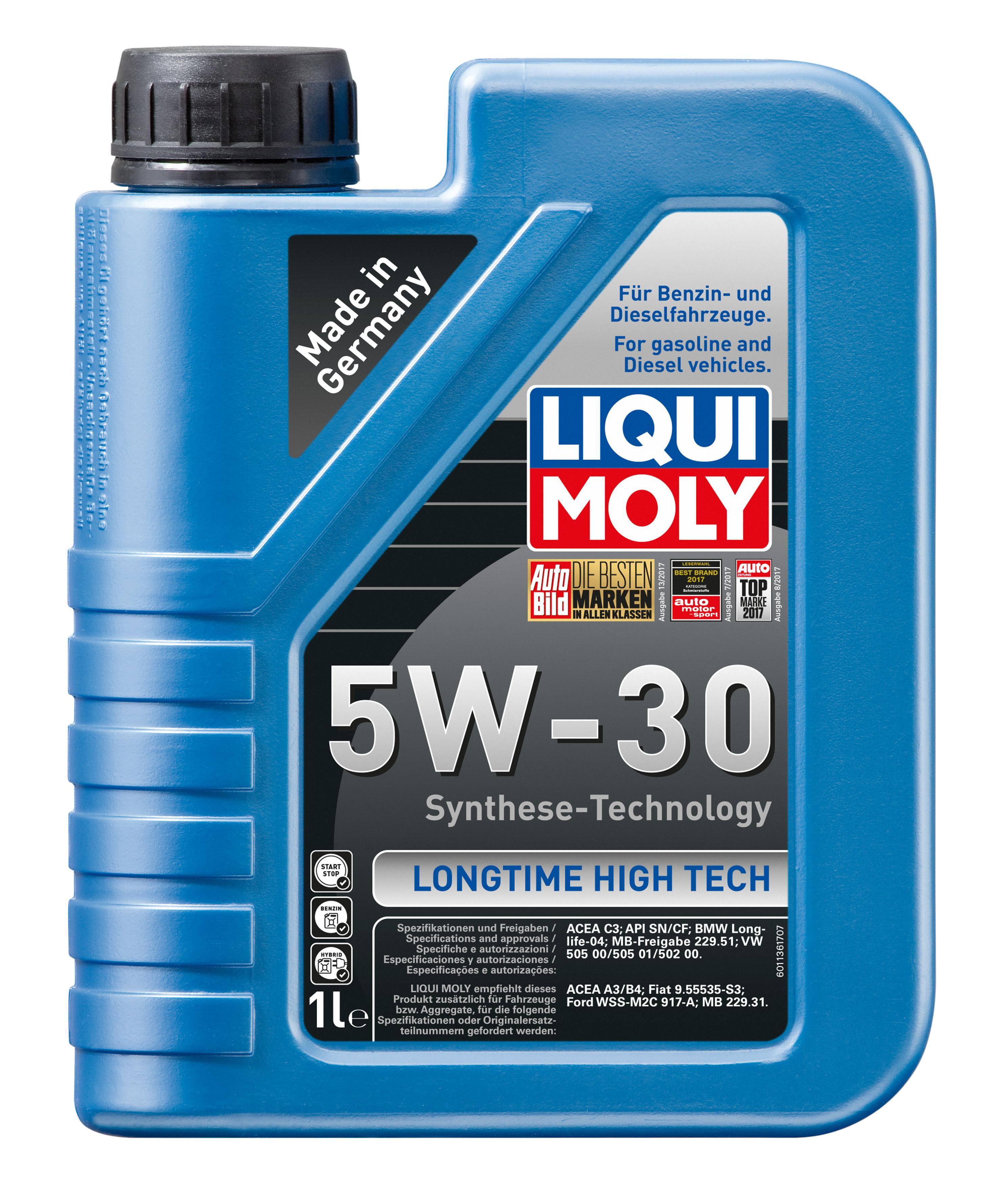 ol 1136 LIQUI MOLY LongtimeHighTech5W30 in Original Qualität