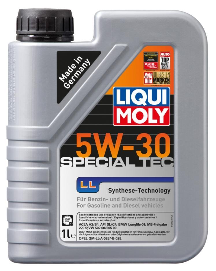 ol 1192 LIQUI MOLY SpecialTecLL5W30 in Original Qualität