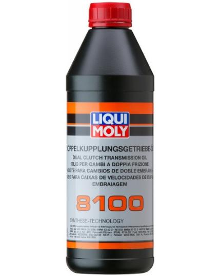 Automatikgetriebeöl 3640 LIQUI MOLY DoppelkupplungsgetriebeÖl8100 in Original Qualität