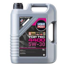 LIQUI MOLY Top Tec, 4400 3751 Motoröl