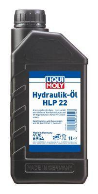 Aceite hidráulico LIQUI MOLY DIN515242HLP22 evaluación