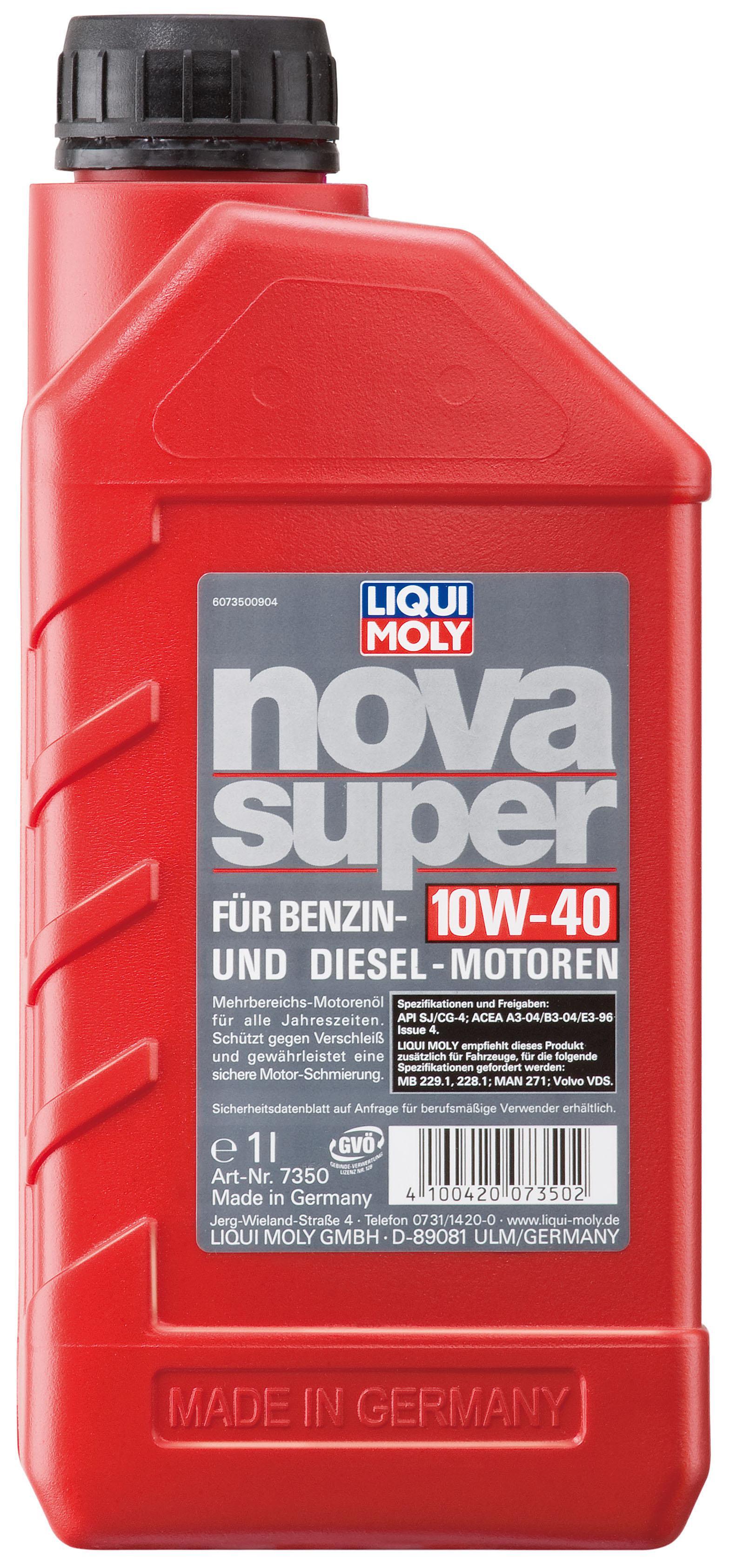 Motoröl 7350 LIQUI MOLY VolvoVDS in Original Qualität