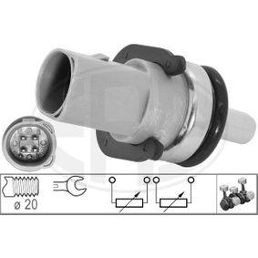 Kühlmitteltemperatursensor VW PASSAT Variant (3B6) 1.9 TDI 130 PS ab 11.2000 ERA Sensor, Kühlmitteltemperatur (330141) für
