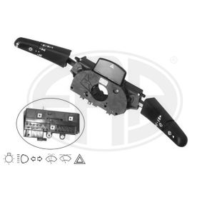 Steering Column Switch Number of connectors: 22, with hazard light system function, with high beam function, with indicator function, with light dimmer function, with wipe interval function, with wipe-wash function with OEM Number 2D0 953 503