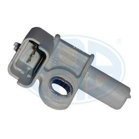 Sensore, Posizione albero a camme (550117) per per Sensore / Sonda CITROËN C3 I (FC_) 1.4 16V HDi dal Anno 02.2002 90 CV di ERA