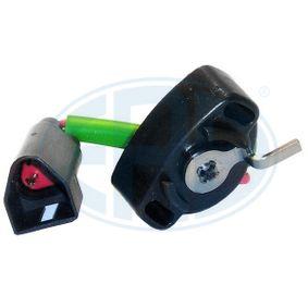 ERA Sensor, Drosselklappenstellung 550202 für FORD ESCORT VI Stufenheck (GAL) 1.4 ab Baujahr 08.1993, 75 PS