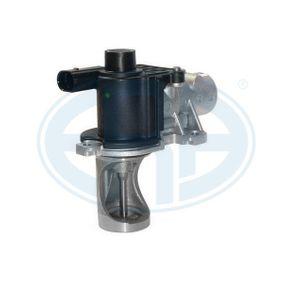 ERA AGR-Ventil 555048 für AUDI A4 (8E2, B6) 1.9 TDI ab Baujahr 11.2000, 130 PS