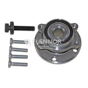 Wheel Bearing Kit Ø: 136,5mm, Inner Diameter: 29mm with OEM Number 8X0498625