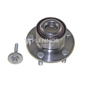 2005 Ford Focus Mk2 2.0 TDCi Wheel Bearing Kit FR390556